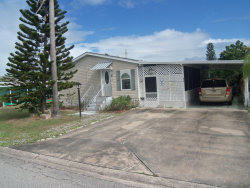 Photo of 416 Plover Drive, Barefoot Bay, FL 32976 (MLS # 829516)