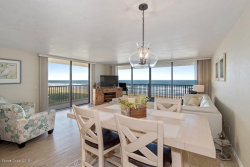Photo of 1860 N Atlantic Avenue, Unit 601, Cocoa Beach, FL 32931 (MLS # 829794)