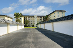 Photo of 4570 Ocean Beach Boulevard, Unit 210, Cocoa Beach, FL 32931 (MLS # 829840)