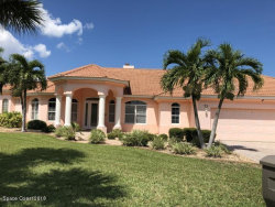 Photo of 73 River Falls Drive, Cocoa Beach, FL 32931 (MLS # 829882)