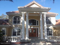 Photo of 274 Lanternback Island Drive, Satellite Beach, FL 32937 (MLS # 830363)