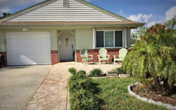 Photo of 600 Desoto Lane, Indian Harbour Beach, FL 32937 (MLS # 831524)