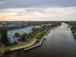 Photo of 601 Tradewinds Drive, Unit 601, Indian Harbour Beach, FL 32937 (MLS # 833920)