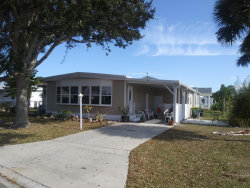 Photo of 932 Cashew Circle, Barefoot Bay, FL 32976 (MLS # 834059)