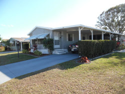 Photo of 937 Dogwood Drive, Barefoot Bay, FL 32976 (MLS # 834123)