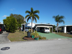 Photo of 706 Bougainvillea Circle, Barefoot Bay, FL 32976 (MLS # 834130)