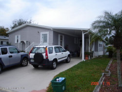 Photo of 622 Dolphin Circle, Barefoot Bay, FL 32976 (MLS # 836817)