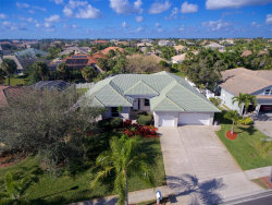 Photo of 238 Waterside Drive, Indian Harbour Beach, FL 32937 (MLS # 839506)