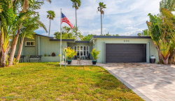 Photo of 203 Freddie Street, Indian Harbour Beach, FL 32937 (MLS # 839551)