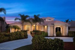 Photo of 347 Lanternback Island Drive, Satellite Beach, FL 32937 (MLS # 841857)