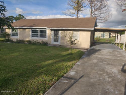 Photo of 2331 Rhinehart Road, Palm Bay, FL 32909 (MLS # 842683)