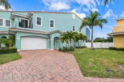 Photo of 128 Mediterranean Way, Indian Harbour Beach, FL 32937 (MLS # 844306)