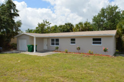 Photo of 424 Thomas Barbour Drive, Melbourne, FL 32935 (MLS # 844656)