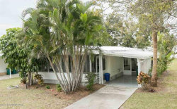 Photo of 616 Barefoot Boulevard, Barefoot Bay, FL 32976 (MLS # 844900)