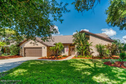 Photo of 743 Peregrine Drive, Indialantic, FL 32903 (MLS # 846399)