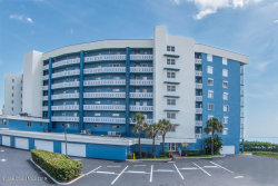 Photo of 1175 Highway A1a, Unit #203, Satellite Beach, FL 32937 (MLS # 847181)