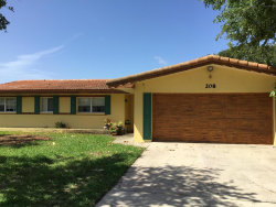 Photo of 208 Bahama Boulevard, Cocoa Beach, FL 32931 (MLS # 848373)
