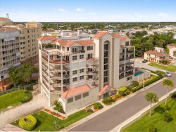 Photo of 19 N Indian River Drive, Unit 501, Cocoa, FL 32922 (MLS # 850677)