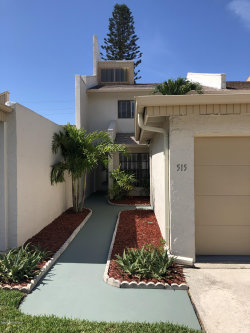 Photo of 515 Summerset Court, Indian Harbour Beach, FL 32937 (MLS # 850901)