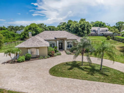 Photo of 1550 S Tropical Trl, Merritt Island, FL 32952 (MLS # 851126)