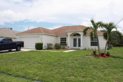 Photo of 578 SW Halkell Avenue, Port St Lucie, FL 34952 (MLS # 852477)