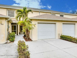 Photo of 806 Mimosa Place, Indian Harbour Beach, FL 32937 (MLS # 852734)