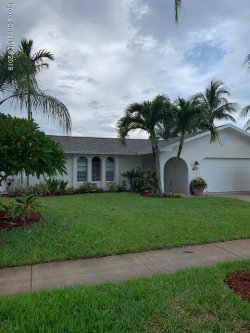 Photo of 780 Verbenia Drive, Satellite Beach, FL 32937 (MLS # 852943)