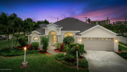 Photo of 1 Indian Harbour Court, Indian Harbour Beach, FL 32937 (MLS # 853355)