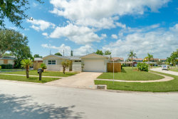 Photo of 947 Bluewater Drive, Indian Harbour Beach, FL 32937 (MLS # 856259)