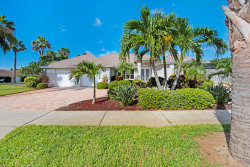 Photo of 301 Salida Drive, Indian Harbour Beach, FL 32937 (MLS # 856882)
