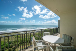 Photo of 3060 N Atlantic Avenue, Unit 704, Cocoa Beach, FL 32931 (MLS # 857272)