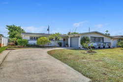 Photo of 125 Martin Street, Indian Harbour Beach, FL 32937 (MLS # 857386)