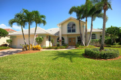 Photo of 127 Island View Drive, Indian Harbour Beach, FL 32937 (MLS # 857689)