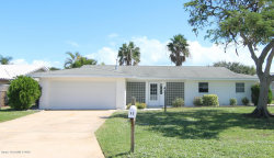 Photo of 45 Crystal River Drive, Cocoa Beach, FL 32931 (MLS # 858138)