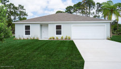 Photo of 241 SW Garylind Street, Palm Bay, FL 32908 (MLS # 858341)