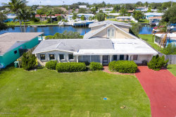 Photo of 120 Boca Ciega Road, Cocoa Beach, FL 32931 (MLS # 858404)