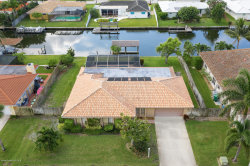 Photo of 635 Fountain Boulevard, Satellite Beach, FL 32937 (MLS # 858642)