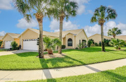 Photo of 82 Anchor Drive, Indian Harbour Beach, FL 32937 (MLS # 859849)