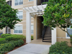 Photo of 1576 Peregrine Circle, Unit 110, Rockledge, FL 32955 (MLS # 860478)