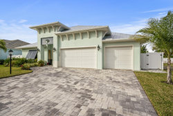 Photo of 140 Enclave Avenue, Indian Harbour Beach, FL 32937 (MLS # 864144)