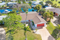 Photo of 10 West View Lane, Cocoa Beach, FL 32931 (MLS # 864319)