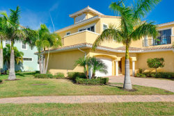 Photo of 130 Mediterranean Way, Indian Harbour Beach, FL 32937 (MLS # 864883)