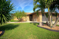 Photo of 136 Normandy Place, Melbourne Beach, FL 32951 (MLS # 864913)