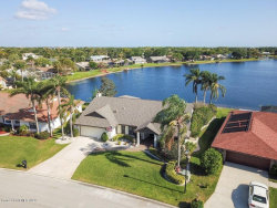 Photo of 529 Crystal Lake Drive, Melbourne, FL 32940 (MLS # 865514)
