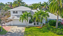 Photo of 445 Sandy Key, Melbourne Beach, FL 32951 (MLS # 865570)