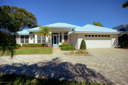 Photo of 158 Island View Drive, Indian Harbour Beach, FL 32937 (MLS # 867071)