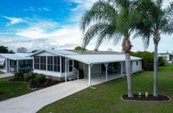 Photo of 800 Bougainvillea Circle, Barefoot Bay, FL 32976 (MLS # 867798)