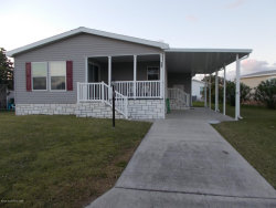 Photo of 926 Oriole Circle, Barefoot Bay, FL 32976 (MLS # 867835)
