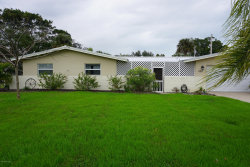 Photo of 222 Timpoochee Drive, Indian Harbour Beach, FL 32937 (MLS # 868153)