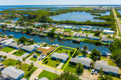 Photo of 104 Deleon Road, Cocoa Beach, FL 32931 (MLS # 868564)